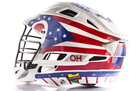 ohio flag lacrosse and flags on pinterest