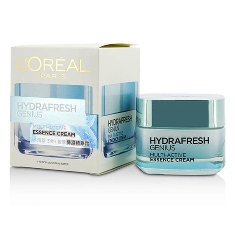 L Oreal Hydrafresh l oreal hydrafresh genius multi active essence fresh