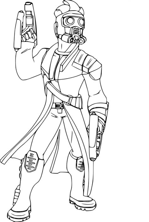star lord coloring page star lord disney infinity coloring page coloring pages