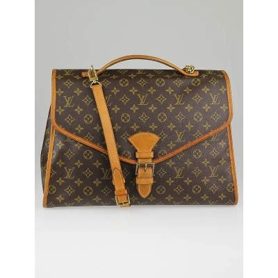 Simpsons Matching Louis Vuitton Beverly Gm Louis Vuitton Sac Chien Carrier And Louis Vuitton Furball by Louis Vuitton Vintage Monogram Canvas Beverly Gm Briefcase