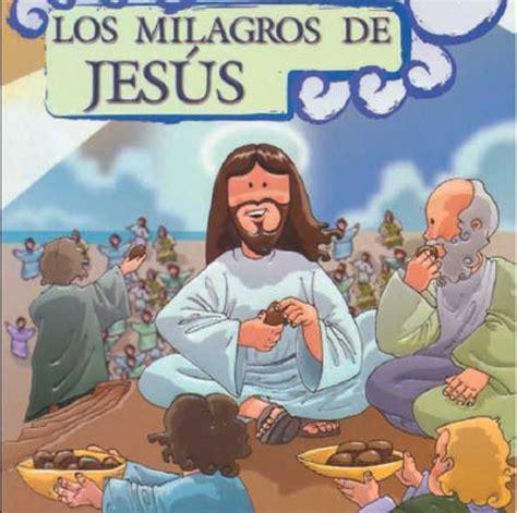 imagenes de jesus y sus milagros la clase de reli los milagros de jes 218 s
