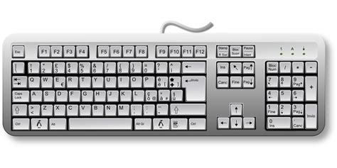 Drawing Keyboard by Computer Keyboard Drawing Www Pixshark Images