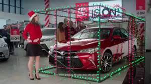 Toyota Commercial Spokeswoman Toyotathon Blackout