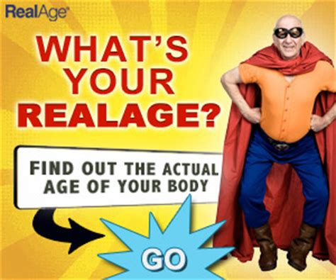 Find Out Your Real Age what s your real age take the quiz to find out