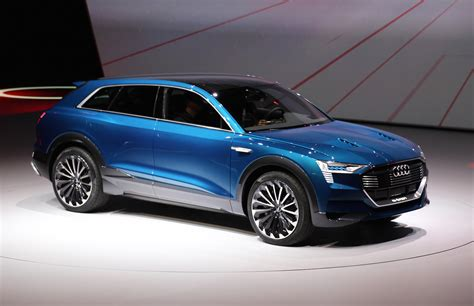 audi e electric car to offer 150 kw charging