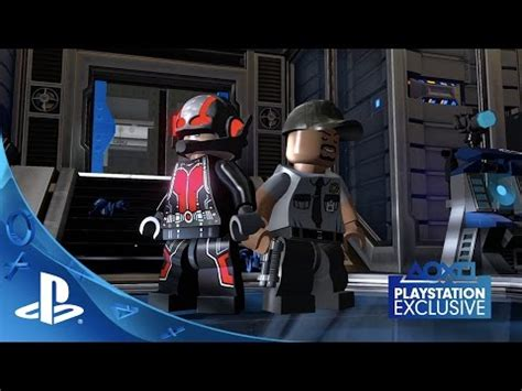 Lego Marvel Comics Yellow Jacket Ant Series Bootleg free ant dlc for ps players of lego marvel s gamegrin
