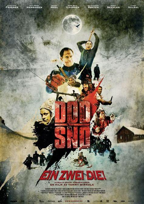 dead snow imdb d 248 d sn 248 aka dead snow movie poster 1 of 8 imp awards
