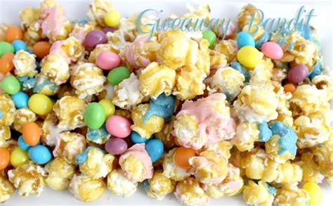 easter corn how to make easter popcorn gifts the bandit lifestyle