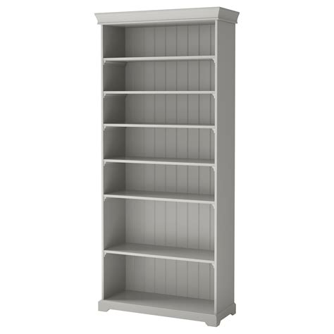 where to buy bookcases liatorp bookcase grey 96x214 cm ikea