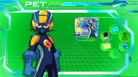 wallpaper android exle megaman pet wallpaper wallpapersafari