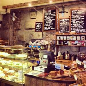 25 best ideas about rustic coffee shop on