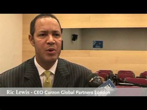 Lewis Mba Reviews by Ric Lewis Ceo Curzon Global Partners