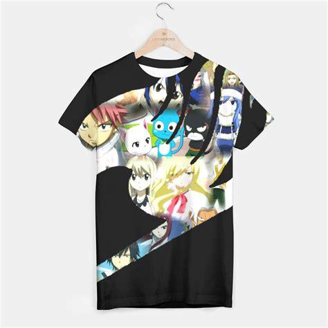 Tshirt Fairytail t shirt live heroes