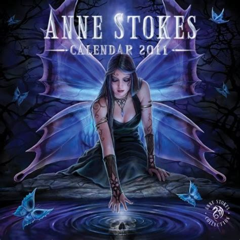 libro anne stokes official 2018 official calendar 2011 anne stokes calendars 2018 on abposters com