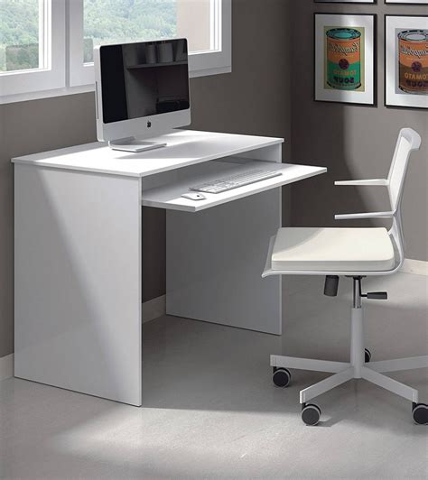 15 best ideas of white gloss computer desk
