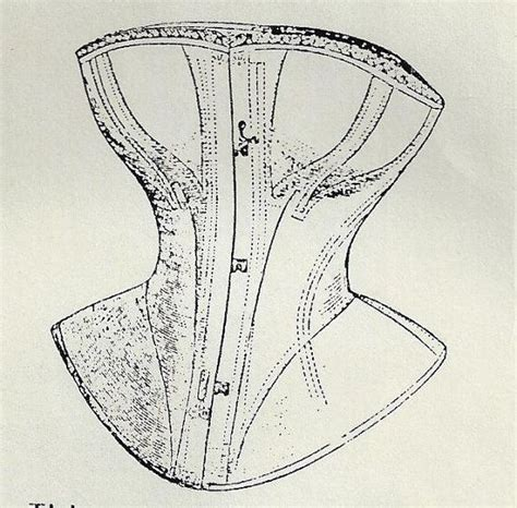 corset pattern generator victorian 13 best images about corsets 1840 1870 on pinterest