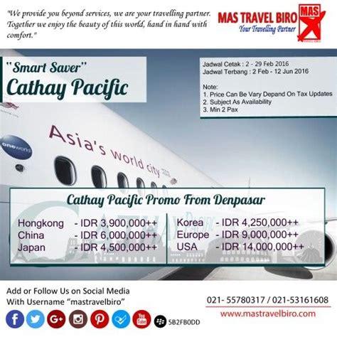 Tiket Promo Cathay Pacific Surabaya cathay pacific flight from denpasar to hongkong from idr 3 9 jt book now promo