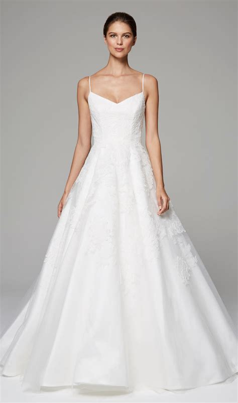 classic anne barge wedding dresses