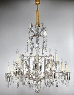 luster gebraucht kaufen glas und porzellan lobmeyr luster in kronenform dorotheum