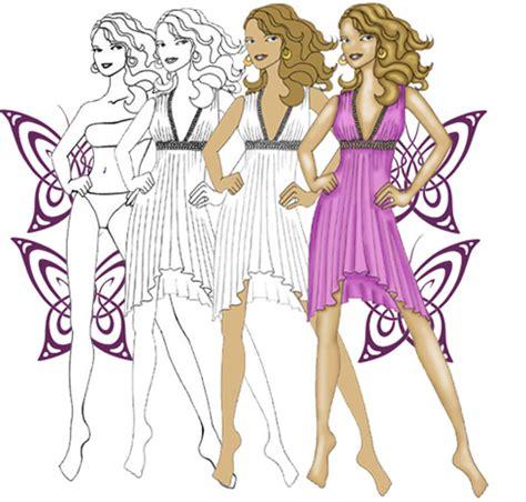 fashion design how to draw how to draw fashion designs