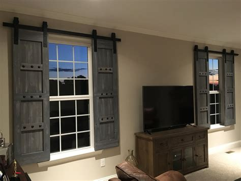 sliding barn style interior doors interior window barn door sliding shutters barn door