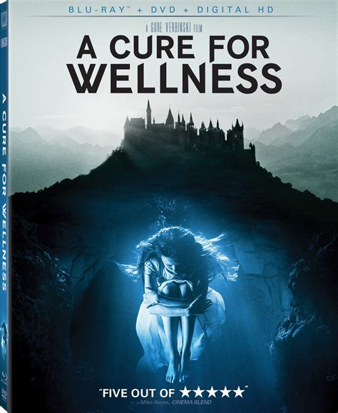 movies on demand a cure for wellness 2017 a cure for wellness dvd release date june 6 2017