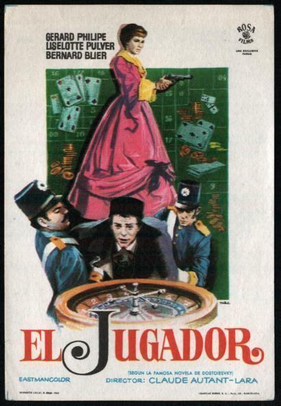 le joueur le joueur 1958 unifrance films