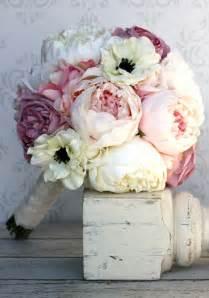wedding flowers silk silk bouquet wedding flower pink