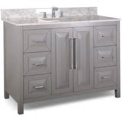 Bath Vanities Home Hardware Hardware Resources Cade Contempo 48 Quot Modern Single Sink
