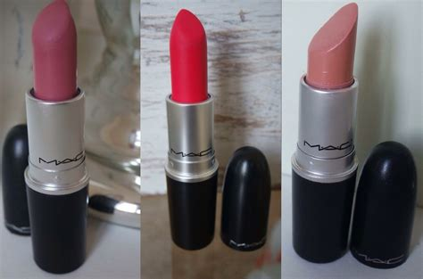 mac matte pink lipsticks makeup by myrna mac lipstick review