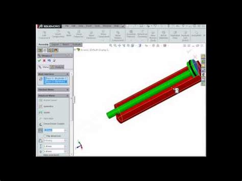 solidworks tutorial assembly mates how to work with limit mates solidworks tutorials