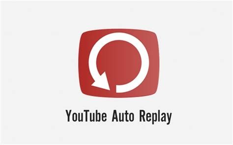 Youtube Auto Replay by Auto Replay For Youtube Chrome Web Store