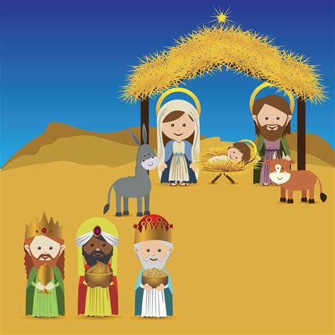 Imagenes De Navidad Belen | el bel 233 n la historia de la navidad blog de dia