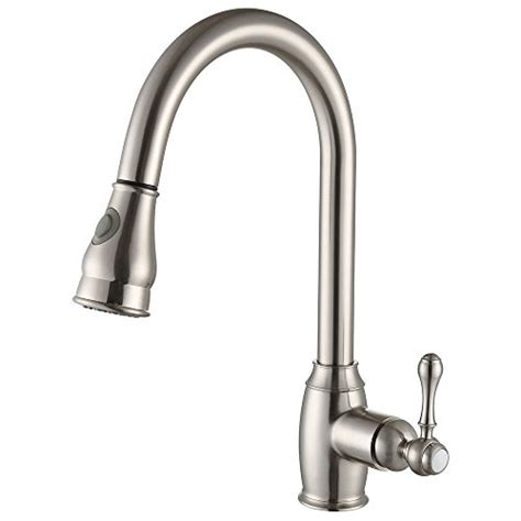industrial faucets kitchen kitchen faucet commercial pull touch on kitchen sink faucets kitchen bronze ebay