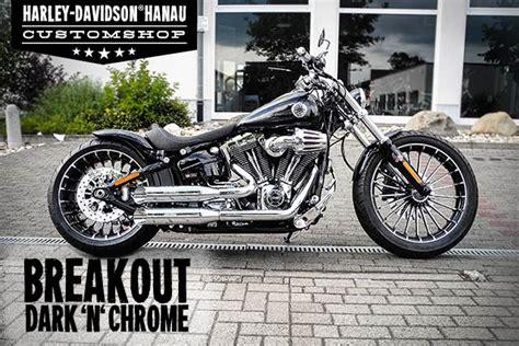 Motorrad Kaufen Hanau by Harley Davidson Breakout Kaufen Motorrad Bild Idee