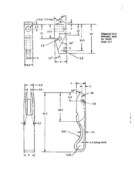 12 gun plans ppsh 41 submachine gun plans gun shots