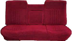 ford bench seat cover 1988 to 1997 ford truck bench seat cover style a
