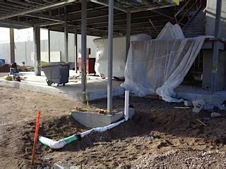 Plumbing Job: Mountain View Event Center   Mathews Plumbing
