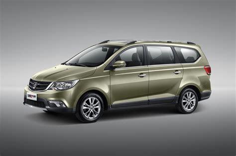 wuling cars gm s saic wuling joint venture unveils new baojun 730 mpv