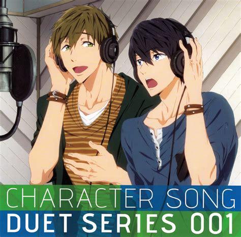 the duet volume 1 books vol 1 haruka nanase makoto tachibana free wiki