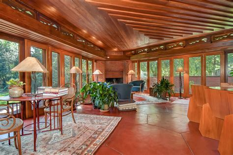 9 best Frank Lloyd Wright homes for sale in 2016 Curbed