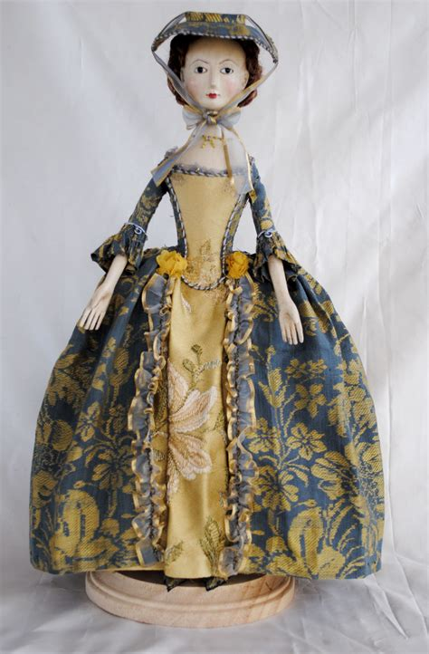 fashion doll 18th century 18th century dolls pictures to pin on pinsdaddy