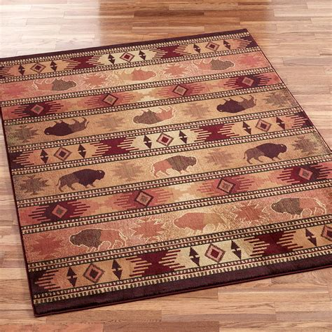Area Rugs Buffalo Ny Buffalo Trail Area Rugs