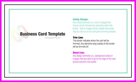 Gimp 2 Business Card Template by Business Card Template With And Logo