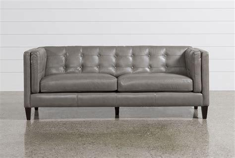 living spaces leather sofa unique gray leather sofa marmsweb marmsweb