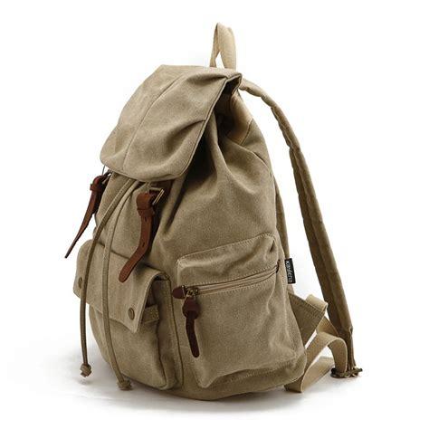 rucksack backpack fafada vintage canvas rucks 228 cke laptoprucksack schultasche