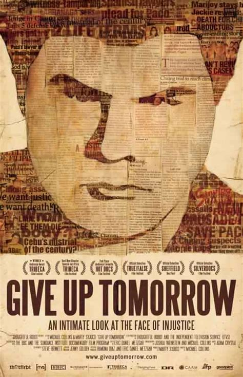 film give up tomorrow my movie world movie review give up tomorrow