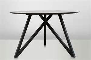 tisch rund schwarz mini esstisch rund grau schwarz design m 246 bel esstische