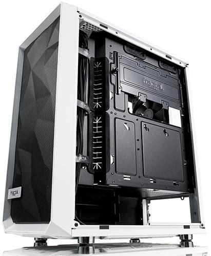 le fractal meshify c se neigify le comptoir du hardware
