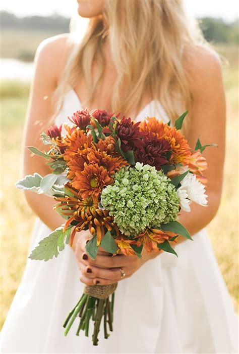 Wedding Bouquet Mums by Wedding Bouquet Ideas Orange Mums Daisies Diy
